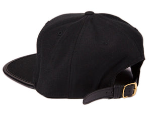 Doses Lined Leather Strapback