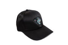 Panthera Satin Hat (Black)