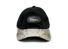 Doses Black Natural Strapback