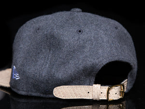 Wool Brooklyn Snakeskin Strapback