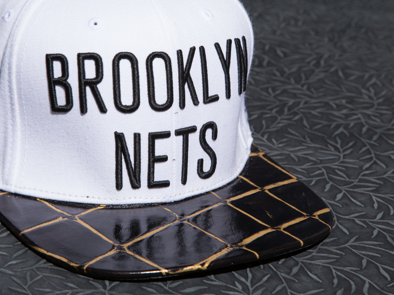 Brooklyn Nets Turtle Strapback