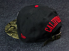 California Republic Snakeskin Strapback