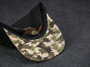 Doses Alligator Camo 5 Panel Strapback