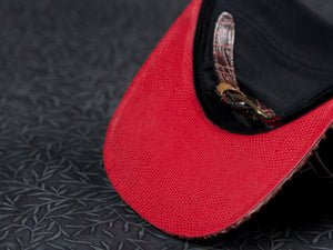 Chicago Bulls Alligator Strapback