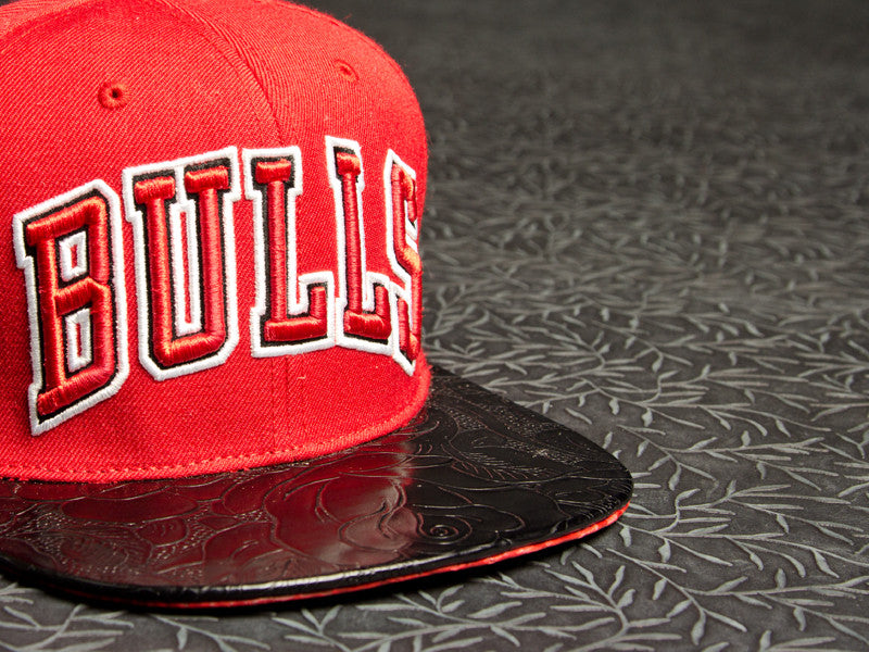 Chicago Bulls Rose Strapback