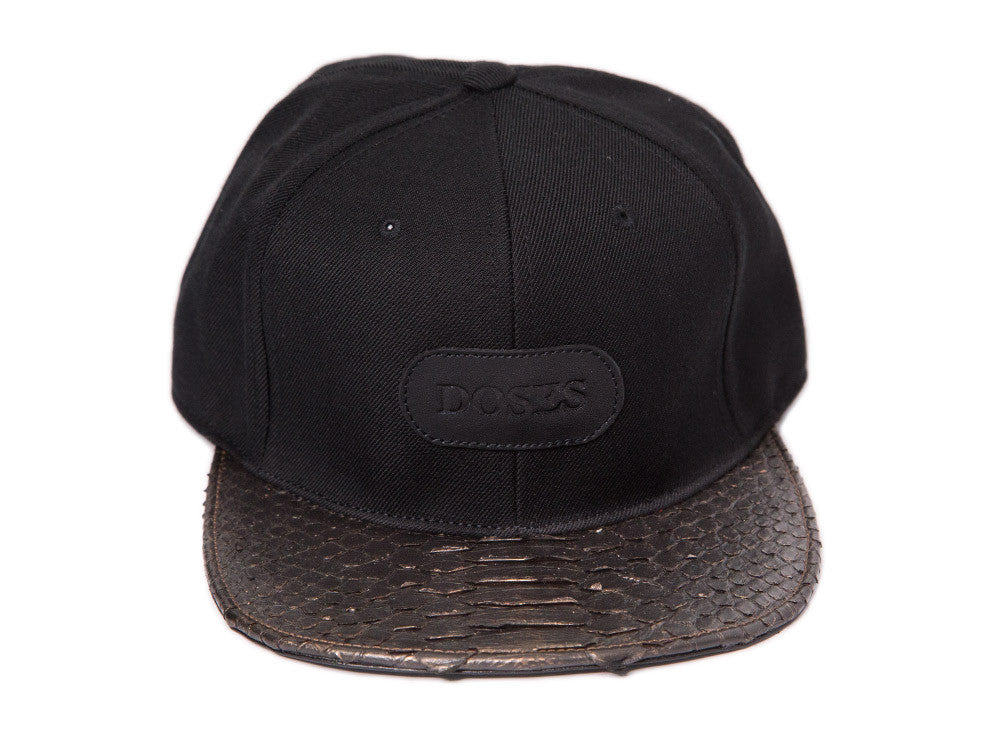 Doses Copper Snakeskin Strapback *SOLD OUT