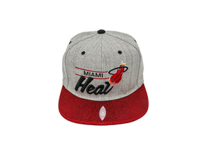 Miami Heat Stingray CP Strapback