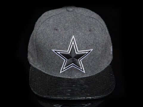 Dallas Cowboys Snakeskin Strapback