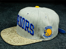 Golden State Warriors Rose Strapback