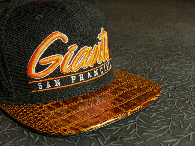 SF Giants Gator Strapback
