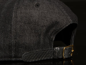 Dallas Cowboys Denim Snakeskin Strapback