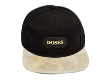Doses Marble Leather Strapback