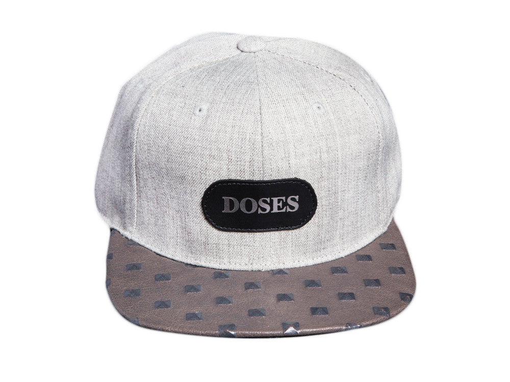 Doses Shadow Pyramid Strapback *SOLD OUT