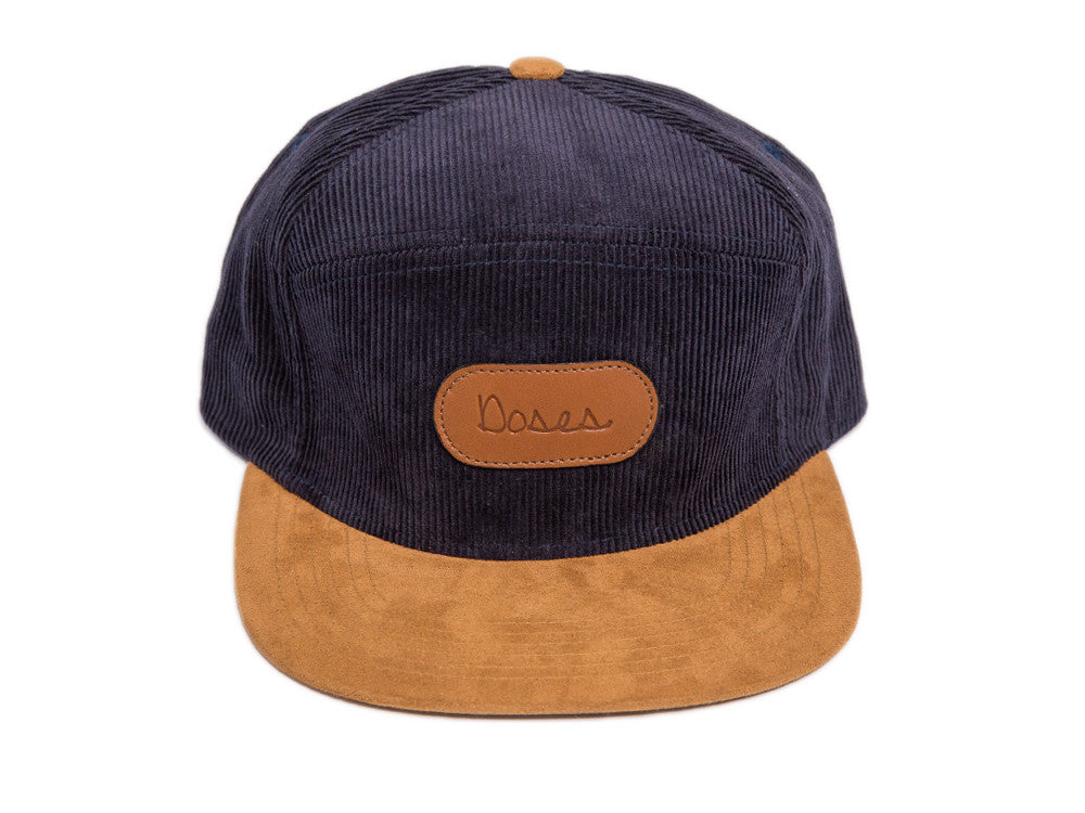 Doses Blends Leather Strapback