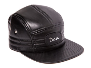 Doses Khan Leather Strapback