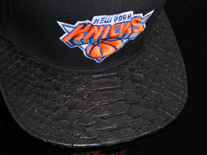 New York Knicks Snakeskin Strapback