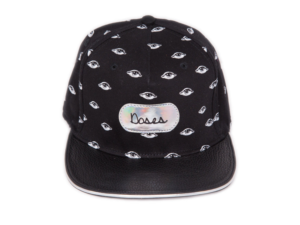 Doses Omniscient Eye Leather Strapback