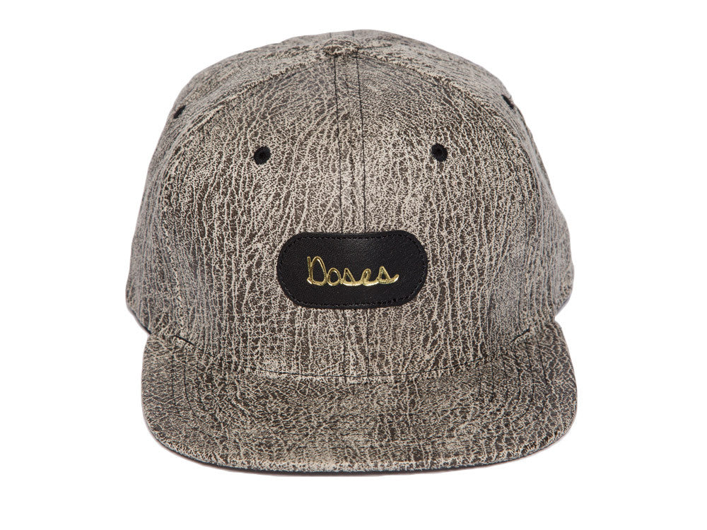 Doses Willow Leather Strapback *SOLD OUT