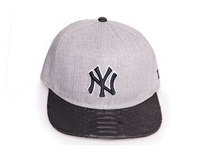 New York Yankees Snakeskin Strapback