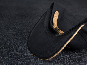 Doses Cross Leather Strapback