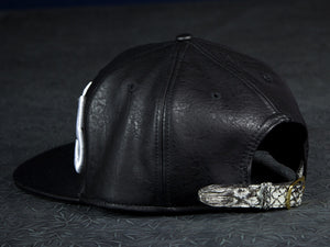 Doses Lamb Leather Strapback