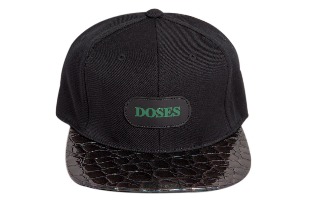 Doses Kaleidoscope Alligator Strapback *SOLD OUT