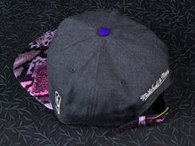 Los Angeles Lakers Snakeskin Strapback