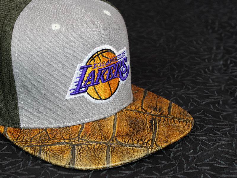 Lakers Croco Tone