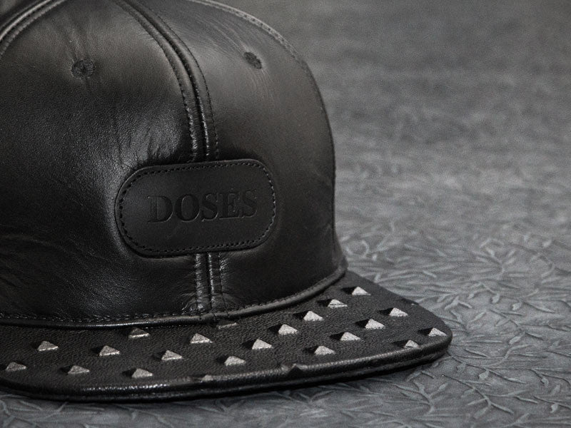 Doses XLII Leather Strapback