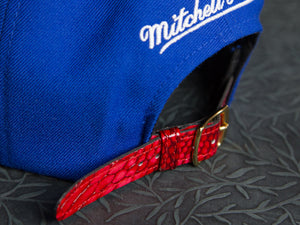 Los Angeles Clippers Snakeskin Strapback