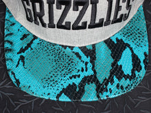 Vancouver Grizzlies Snakeskin