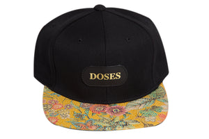 Doses Monet Leather Strapback