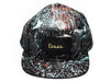 Doses Coral Splatter Strapback *SOLD OUT
