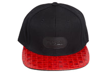 Doses Ire Woven Leather Strapback