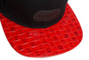 Doses Ire Woven Leather Strapback *SOLD OUT