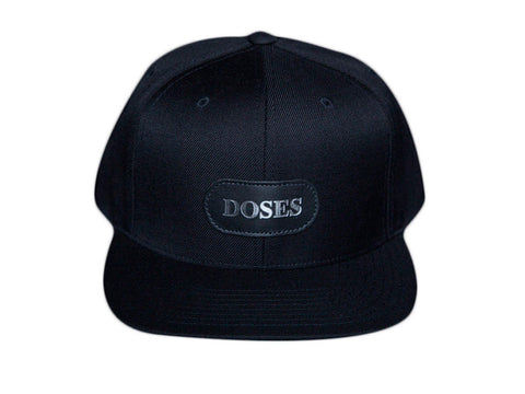 Doses Natural Silver Label Strapback