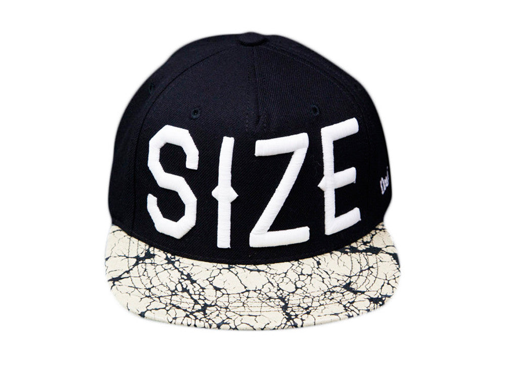 SIZE X DOSES Leather Strapback *SOLD OUT