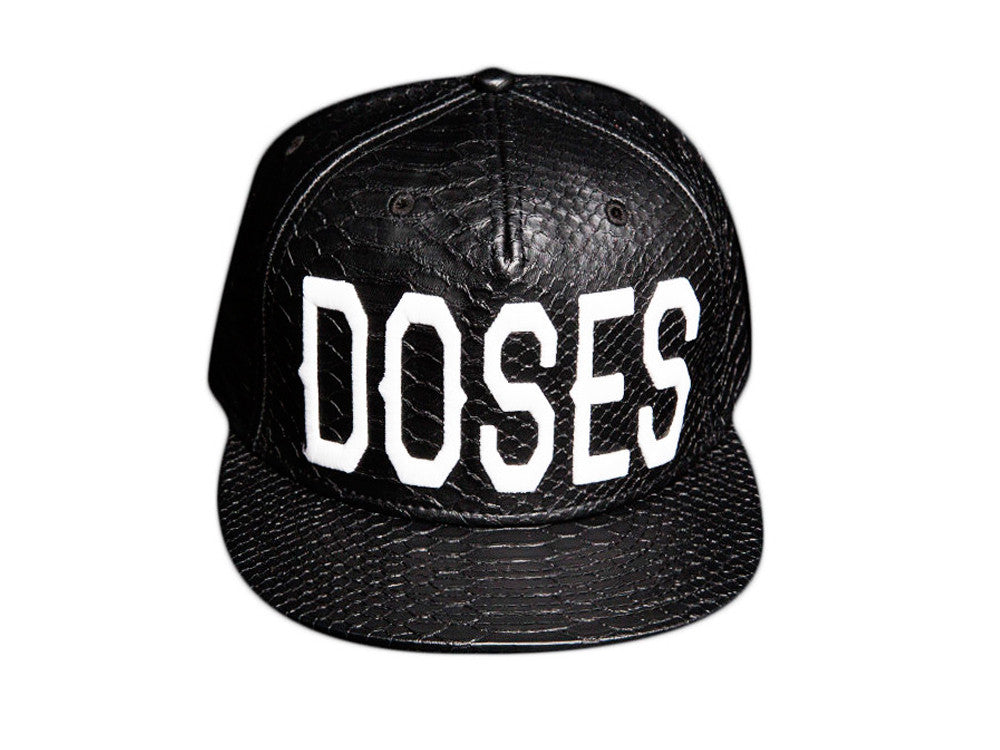 Doses Snakeskin Strapback *SOLD OUT