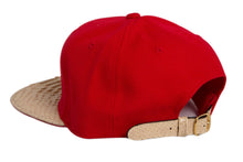 Doses Ire Snakeskin Strapback *SOLD OUT