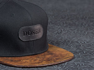 Rosewood Unique Strapback