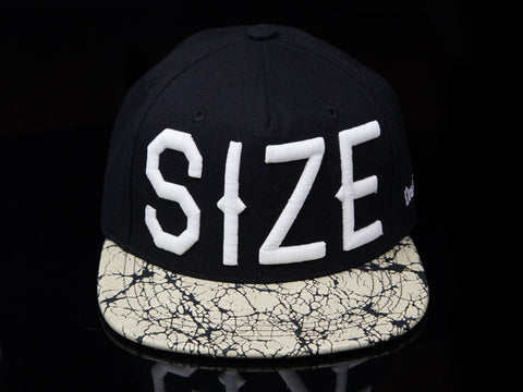 SIZE X DOSES Leather Strapback