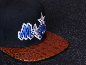 Orlando Magic Alligator Strapback