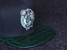 Boston Celtics Gator Strapback