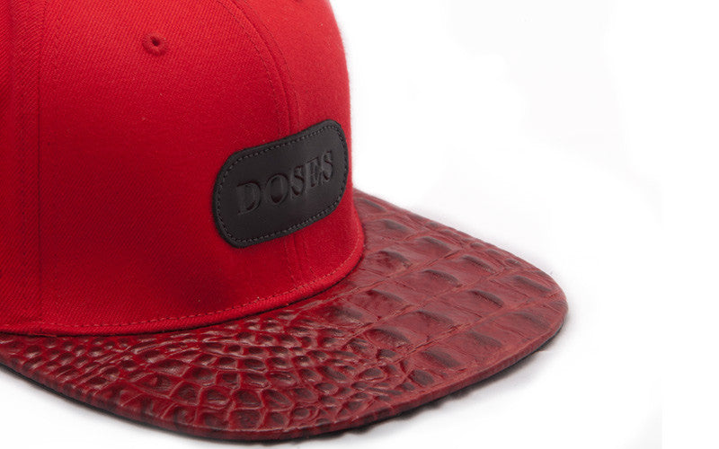 Daily Doses Colère Strapback