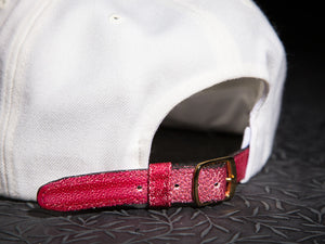Doses Handpainted Stingray Strapback