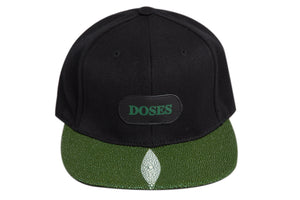 Doses Diamond Stingray Strapback