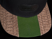 Doses UNIQUE Green Stingray Strapback