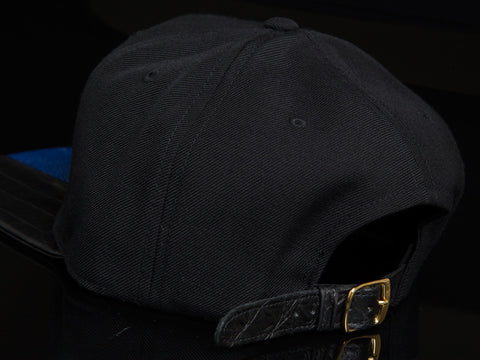 Doses UNIQUE Blue Stingray Strapback