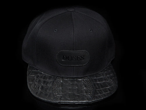 Doses UNIQUE Alligator Strapback