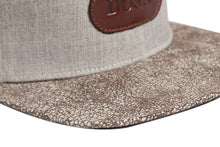 Doses Cement Leather Strapback